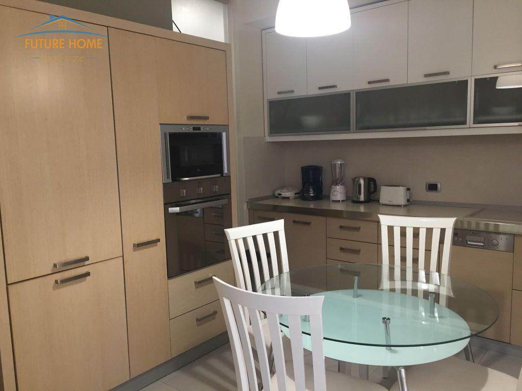 Qera, Apartament 2+1+ Garazh, Garda, Tiranë.