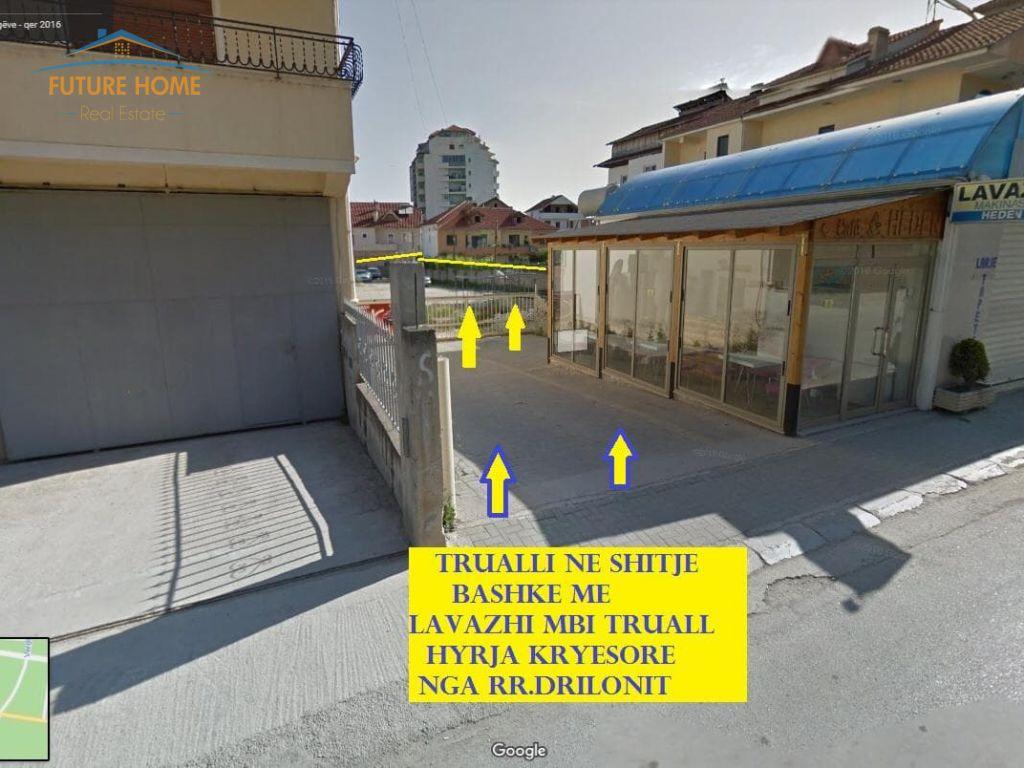 Shitet, Truall, Pogradec