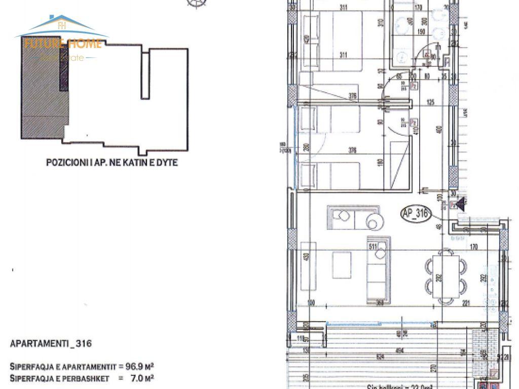 Shiten, Apartamente, Kompleksi San Pietro, Gjiri i LalEzit