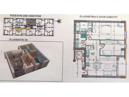 Shitet, Apartament 2+1, Fiori Di Bosko
