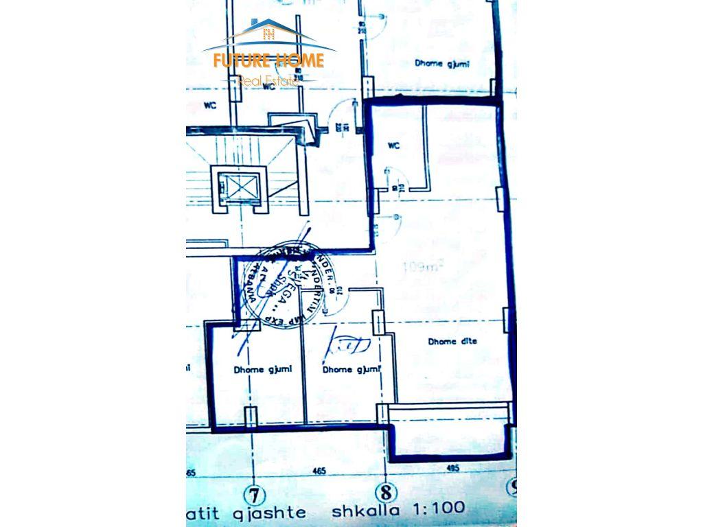 Shitet, Apartament 2+1, Petro Nini, Tiranë.