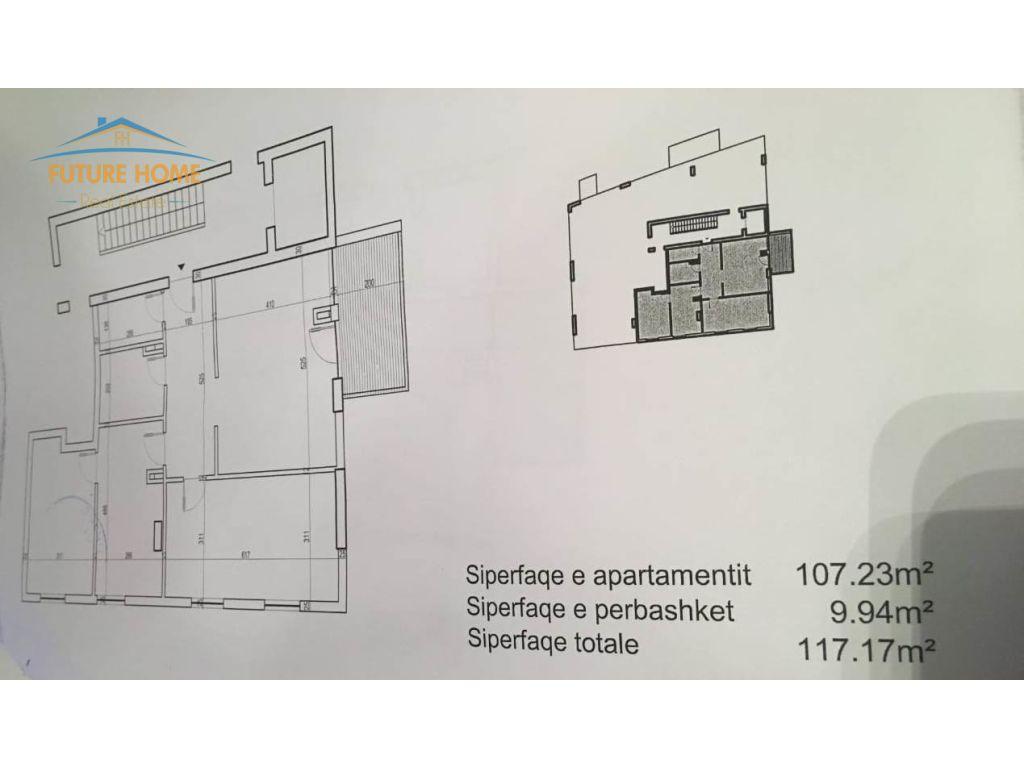 "Shitet, Apartament 3+1, Rruga""Margarita Tutulani"""