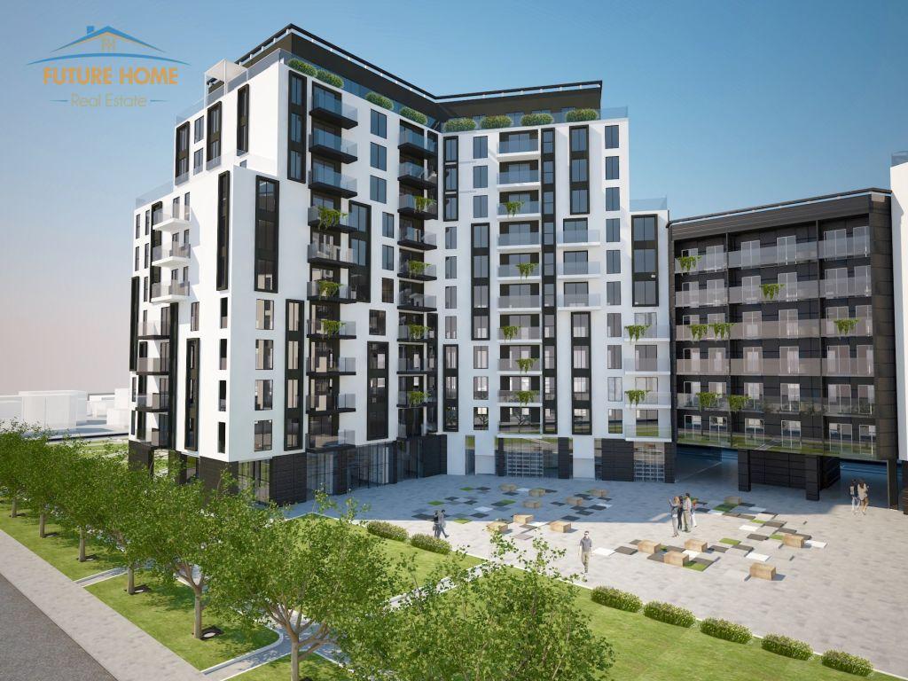Shitet,Apartament 3+1,Garden Residence Turdiu