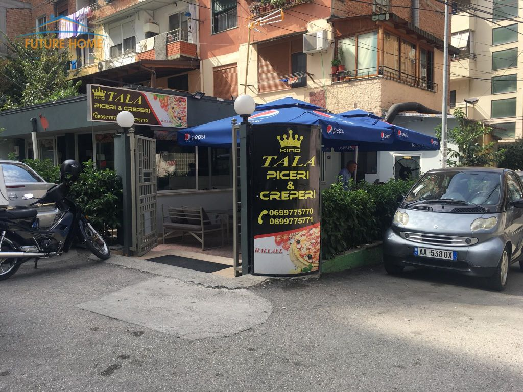 Shitet, Lokal,   Petro Nini Luarasi, Tiranë