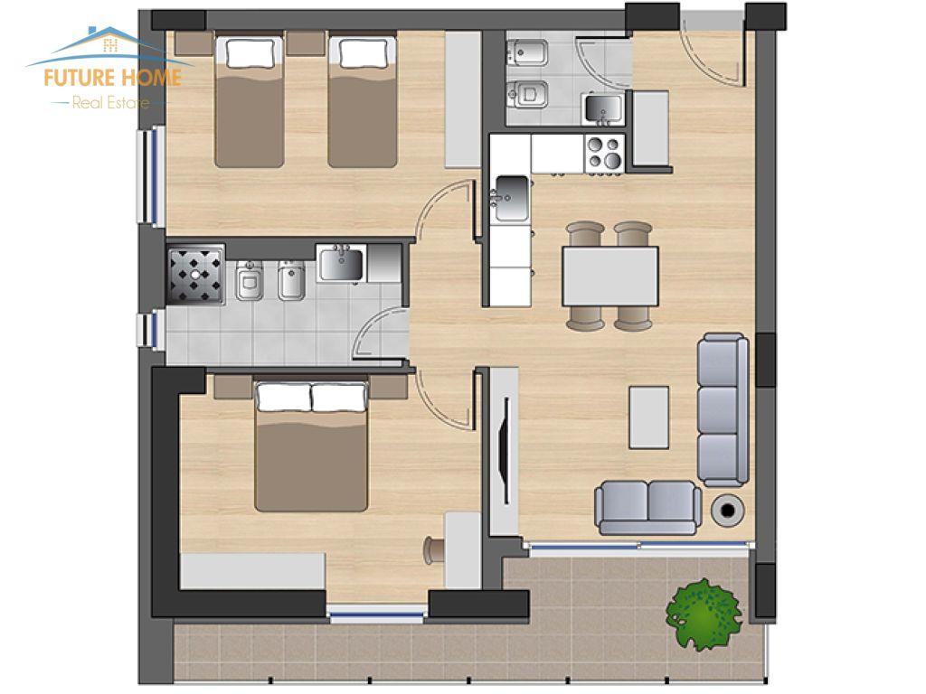 For Sale, Apartment 2 + 1, Fiori Di Bosco