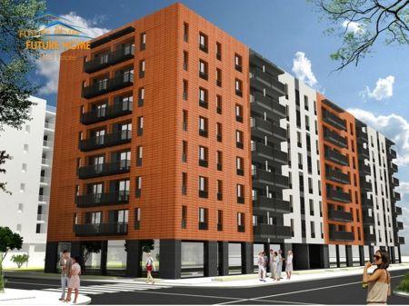 """Shitet,Apartamenti 2+1,Kompleksi """"Green City"""""""