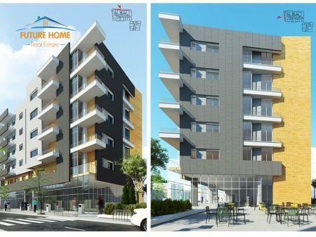 Shitet,Apartament 3+1,Bulevardi Bajram Curri, Tiranë.