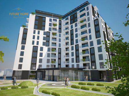 Shitet, Apartament 2+1, Garden Residence Turdiu
