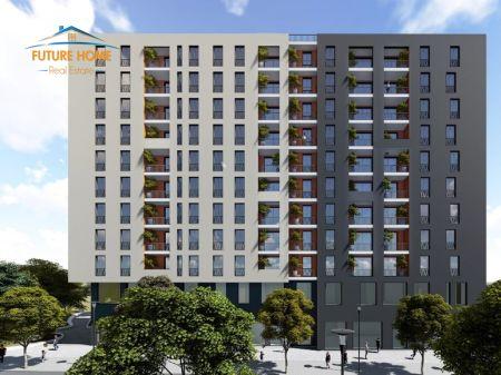 Shitet, Apartament 1+1, QSUT, Tiranë