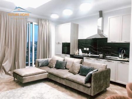 Qera, Apartament 1+1, Garden Residence Turdiu, Tiranë