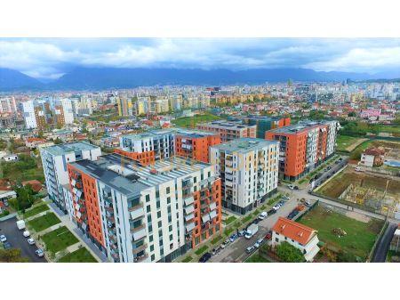"Kompleksi Rezidencial "" Green City"""