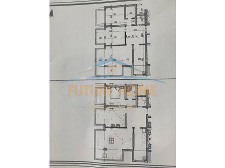 Shitet, Apartament 2+1, tek Ish Parku Sportiv, Durres