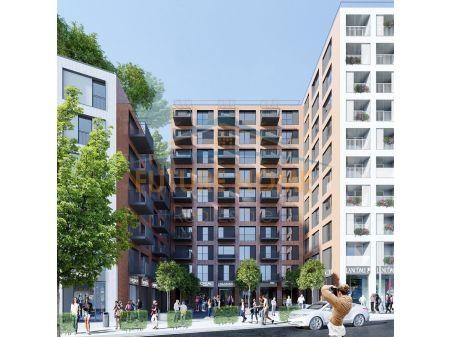 Shiten opsione Apartamentesh 1+1, 2+1,Rruga Sadik Petrela, Tiranë.