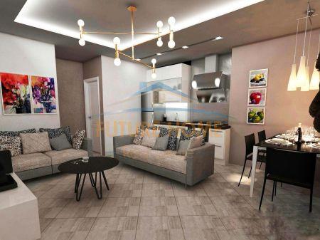 Shitet,Apartament 2+1,Kopshti Botanik, Tiranë