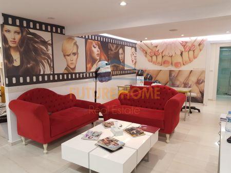 Rent, Hairdressing Business Environment - Aesthetics, Vasil Shanto, Tirana.